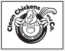 Clean Chickens and Co. llc
